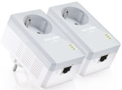 TP-Link TL-PA4010PKIT, 500Mb - powerline (2ks)