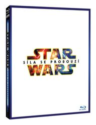 Star Wars: Sila sa prebúdza - Limit. edice Lightside - Blu-ray film