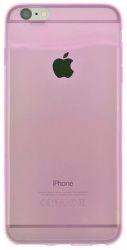 4-OK Ultra Slim ochranné puzdro pre Apple iPhone 6 / 6S (ružovo-zlatej)