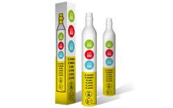 Limo Bar výmenná bombička CO2
