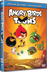 Angry Birds Toons 2 (2. část) - DVD