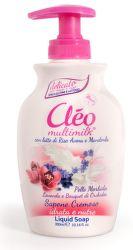 Cleo Multimilk Levanduľa/Orchidea tekuté mydlo (300ml)