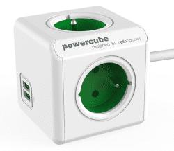 PowerCube Extended USB (zelený)