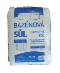 Marimex Bazénová soľ 25 kg