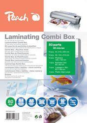 Peach PPC500-001 - laminovacie fólie (50 ks)