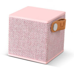Fresh 'n Rebel Rockbox Cube Fabriq Edition (ružový)