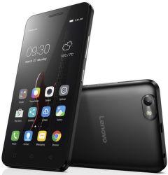 Lenovo Vibe C Dual Sim LTE čierny