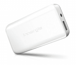 Innergie PowerGear 65W Pro - uni. notebooková nabíjačka s 2.1A USB portom