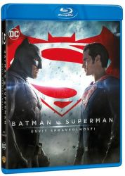 Batman vs. Superman: Úsvit spravedlnosti - Blu-ray film