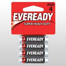 Eveready SHD AAA/R3 FSB4