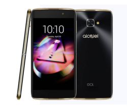 Alcatel Idol 4S 6070K zlatý + VR Box