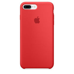 Apple silikónový kryt pre iPhone 7 Plus, (PRODUCT)RED