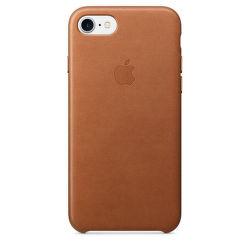 Apple kožené púzdro na iPhone 7 (hnedá)