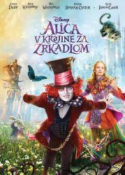 Alica v Krajine za zrkadlom - DVD film