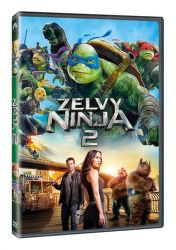 Želvy Ninja 2 - DVD film
