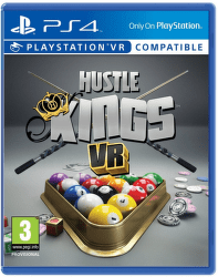 PS VR Hustle Kings - PS4 hra