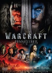 Warcraft: Prvý stret - DVD film