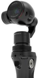 DJI Osmo - ruční stabilizátor kamery s UHD kamerou + mikrofón FM-15 FlexiMic + 2x batérie