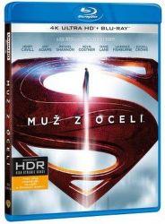 Muž z oceli - 2xBD (Blu-ray + 4K UHD film)