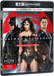 Batman vs. Superman - 2xBD (Blu-ray + 4K UHD film)