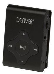 Denver MPS-409 4GB (čierny)