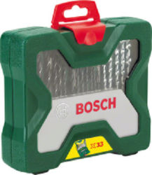 BOSCH X-line - 33 dielna sada