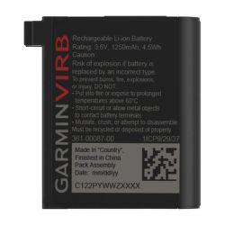 Garmin 12389-15 - Náhradný akumulátor pre VIRB Ultra