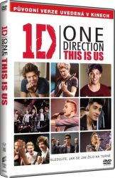 One Direction: This Is Us - DVD film