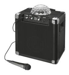 Trust Fiësta Disco Wireless Bluetooth with Lights (čierny)