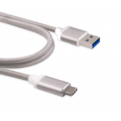 Innergie kábel USB-C a USB 3.0 (strieborná)