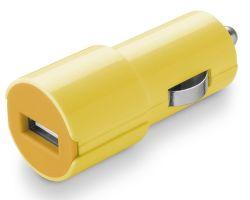 Cellular Line Style&Color autonabíjačka (žltá)