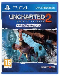 Sony Uncharted 2 - PS4 hra