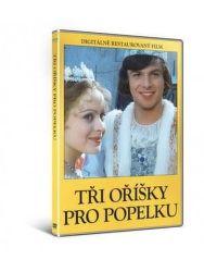 Tri oriešky pre Popolušku - DVD film