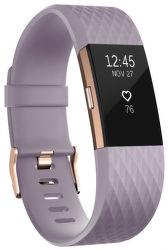 Fitbit Charge 2 L (ružovo-zlatá)