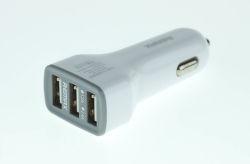 Remax AA-1053 3 x USB 3,4 A biela