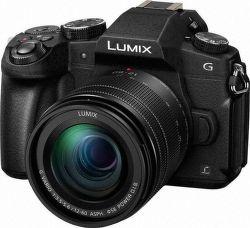Panasonic Lumix DMC-G80 čierny + G Vario 12–60mm