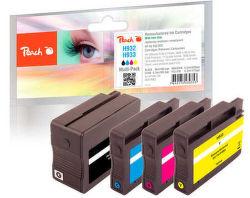 Peach PI300-708 cartridge multipack (HP 932/933)
