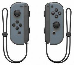 Nintendo Joy-Con Pair (šedé)
