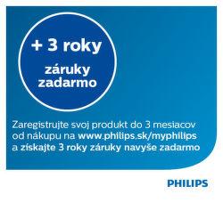 + 3 roky záruky na strihače vlasov Philips