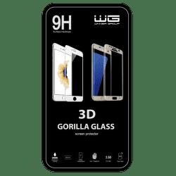 Winner iPhone 7 čierne 3D ochranné sklo