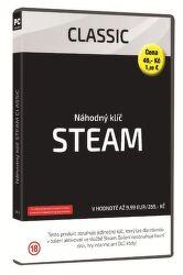 Steam Classic náhodný kľúč k PC hre