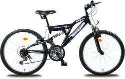 "OLPRAN Magic 24"", Bicykel, čierna"