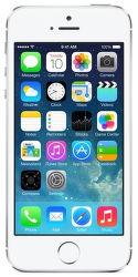 Apple iPhone 5s 16GB strieborný