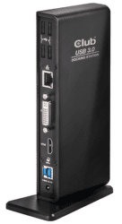Club 3D SenseVision USB 3.0 Dual Display