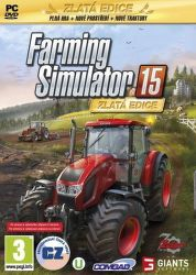 PC - Farming Simulator 15