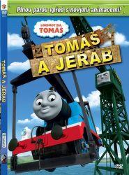 Tomáš a jeřáb - DVD film