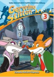 Myšák Geronimo Stilton 3 - DVD film