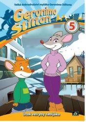 Myšák Geronimo Stilton 5 - DVD film