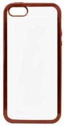 Mobilnet Gumené puzdro pre iPhone 5 medené
