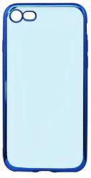 Mobilnet Gumené puzdro pre iPhone 7 modré